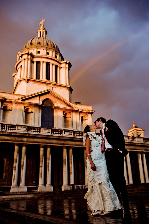 Greenwich Naval College Wedding photography