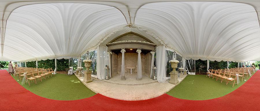 parley manor wedding ceremony