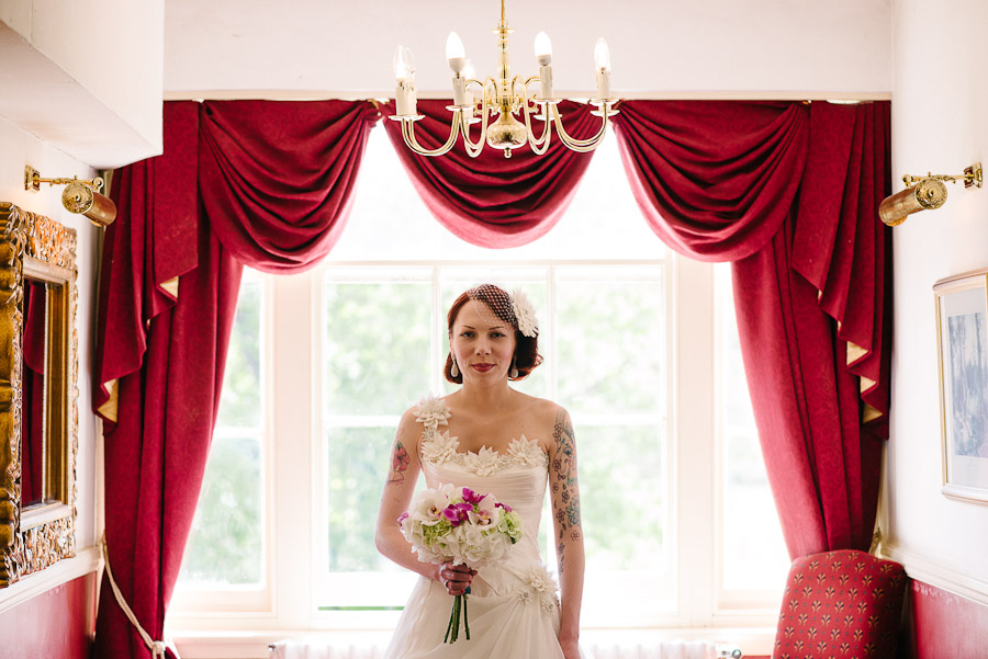 Crown Hotel Blandford Forum Dorset Wedding Photography