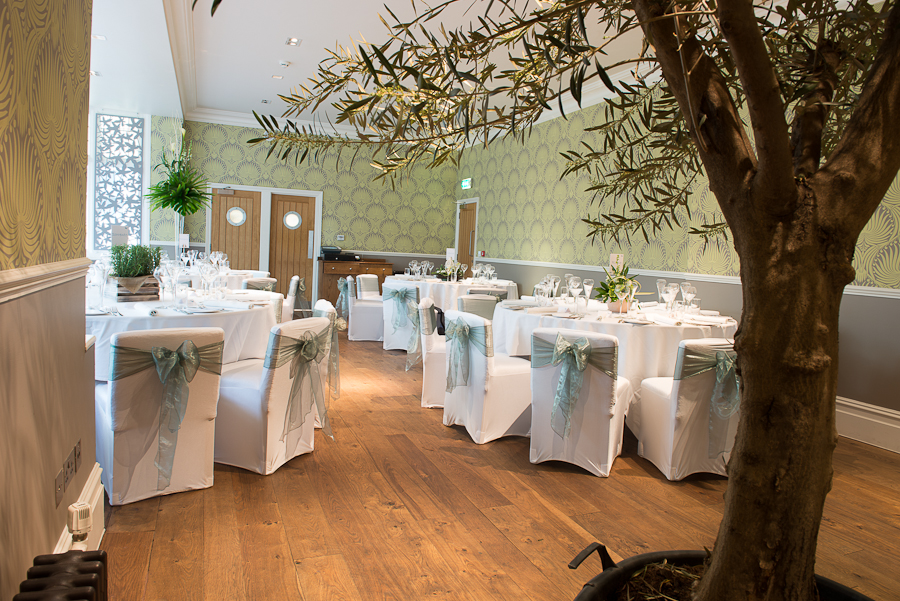 Green House Hotel Bournemouth Wedding