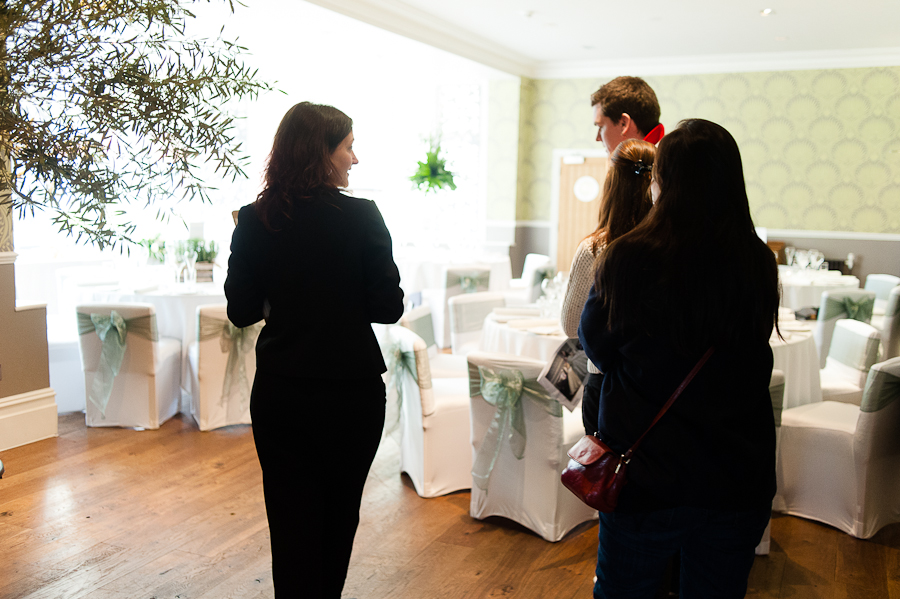 Green House Hotel Bournemouth Wedding