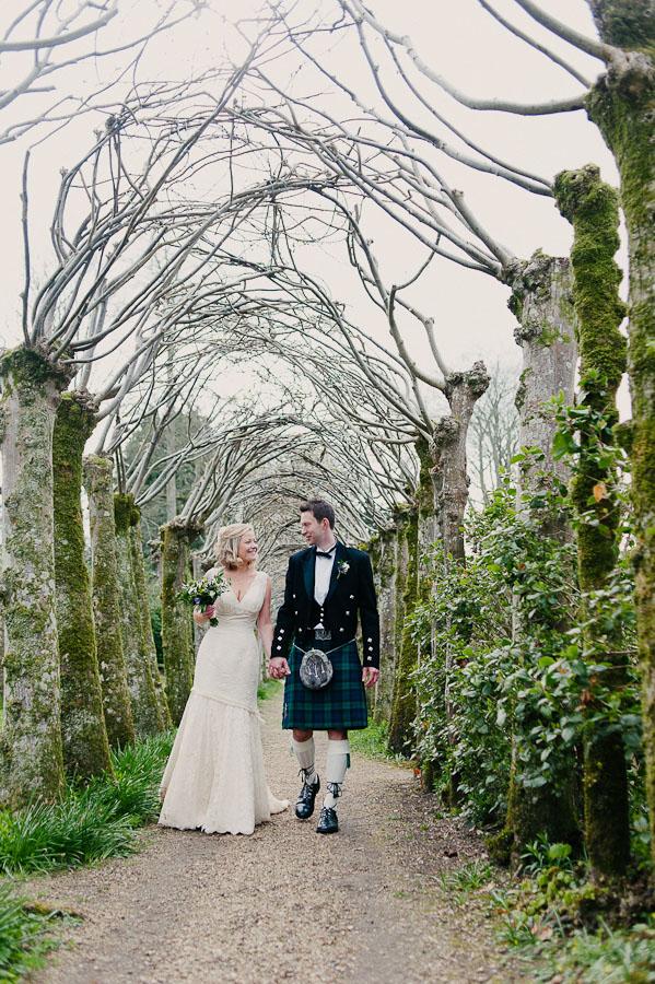 Athelhampton House Dorset Wedding Photographer 22