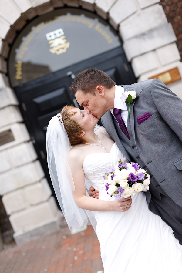 Poole Guildhal Wedding Photographer 122