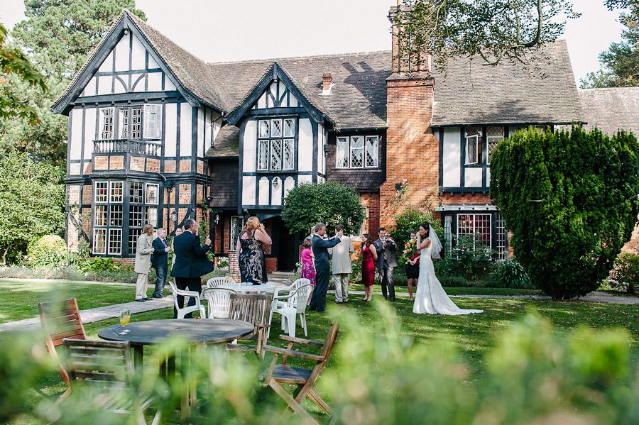 Tudor Grange Hotel Bournemouth Dorset