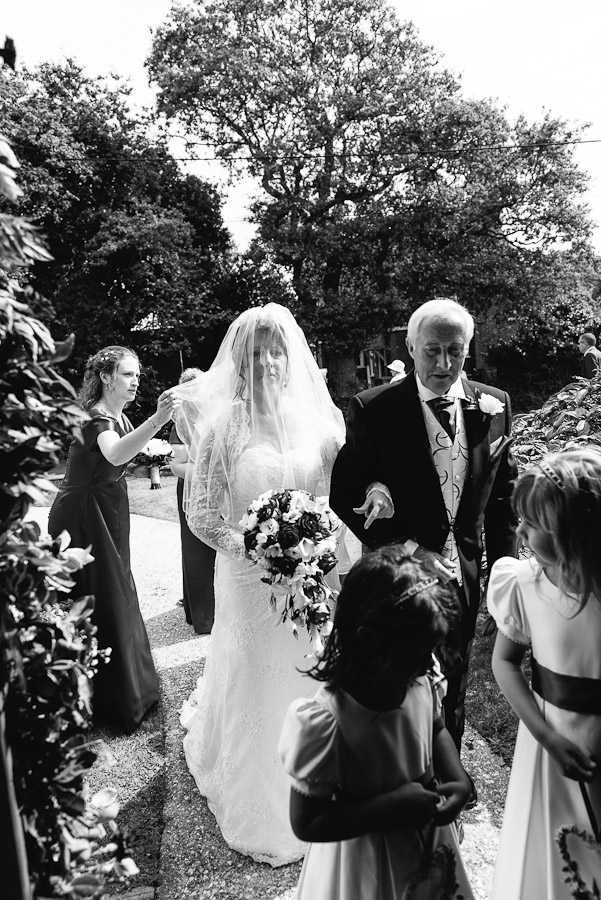 Tyrrells Country Inn Dorset Wedding Photographer 1