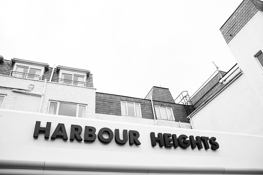 harbour heights hotel sandbanks bournemouth dorset outside venue