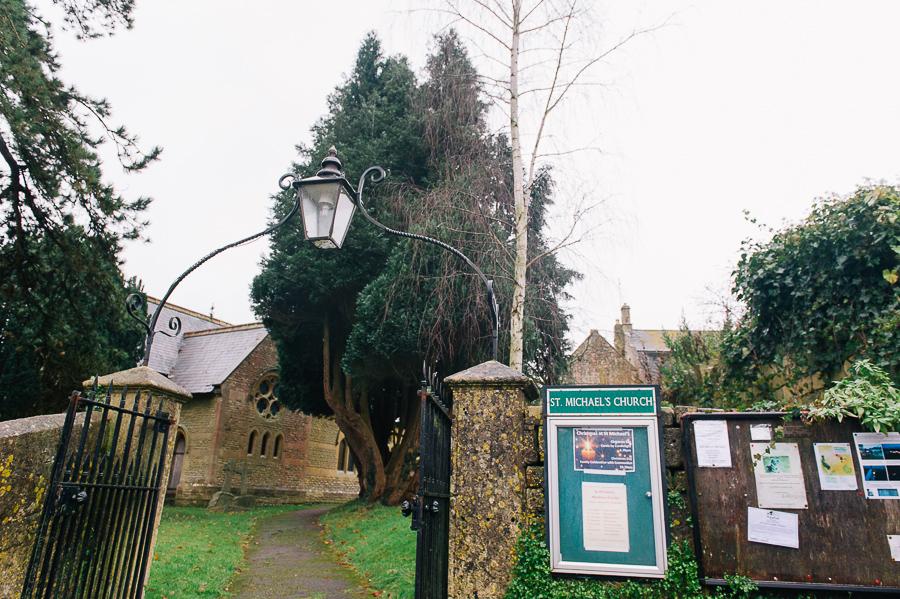 St Michaels Church Bath Somerset Wedding Photographer