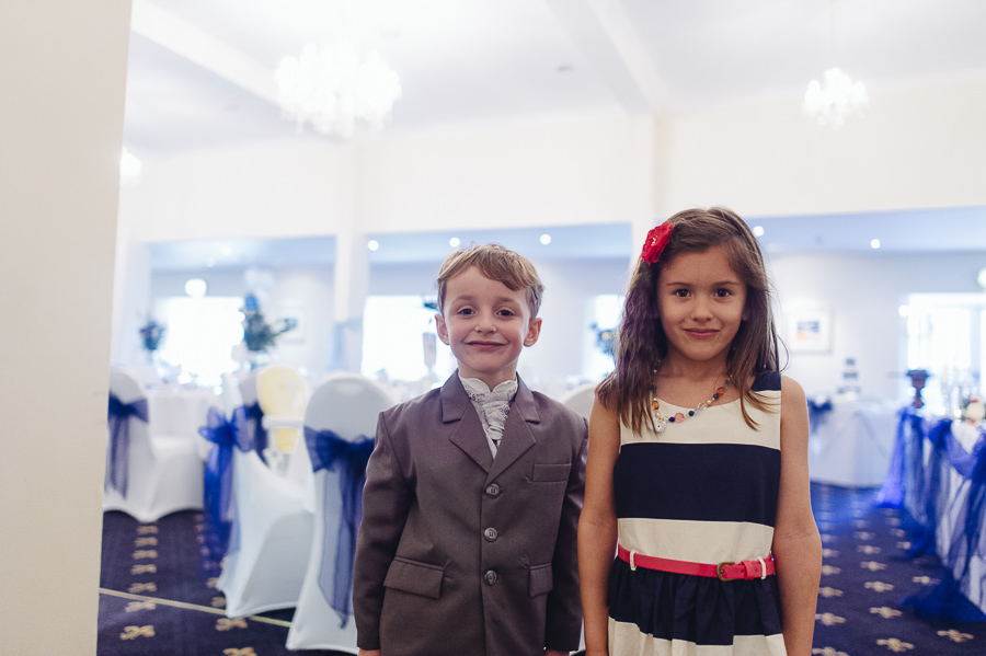 Newbury Manor Hotel Wedding Photographer Children