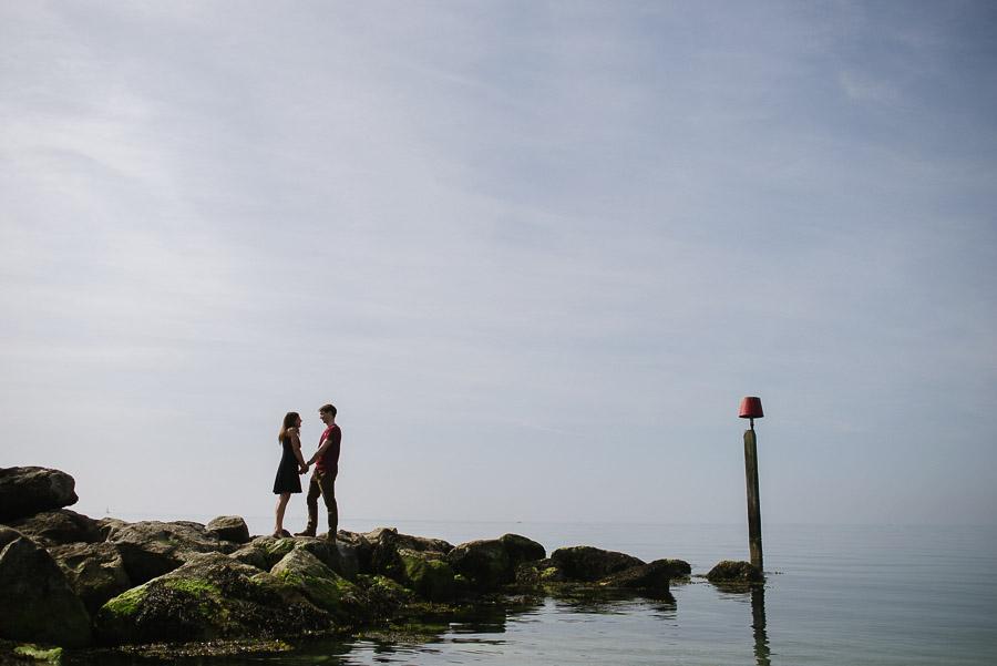 Ringstead Beach Weymouth Wedding photographer 2