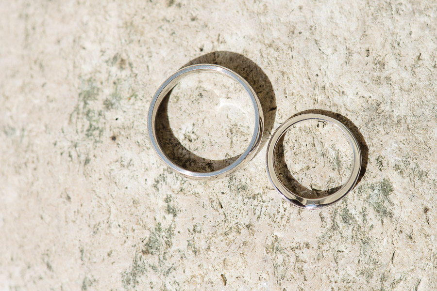 canford school bournemouth wedding photographer - wedding rings