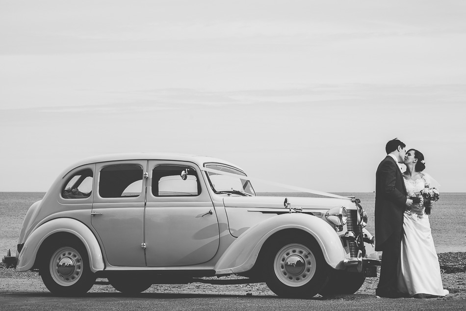 Fun Wedding Video and Classic Cars at Weddings » TP Photography