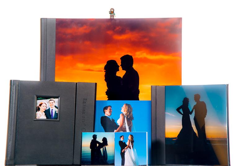 Wedding Photography Album Selection