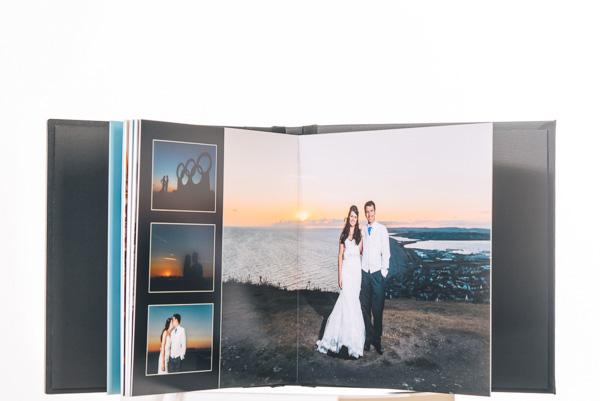 Inside A Wedding Album