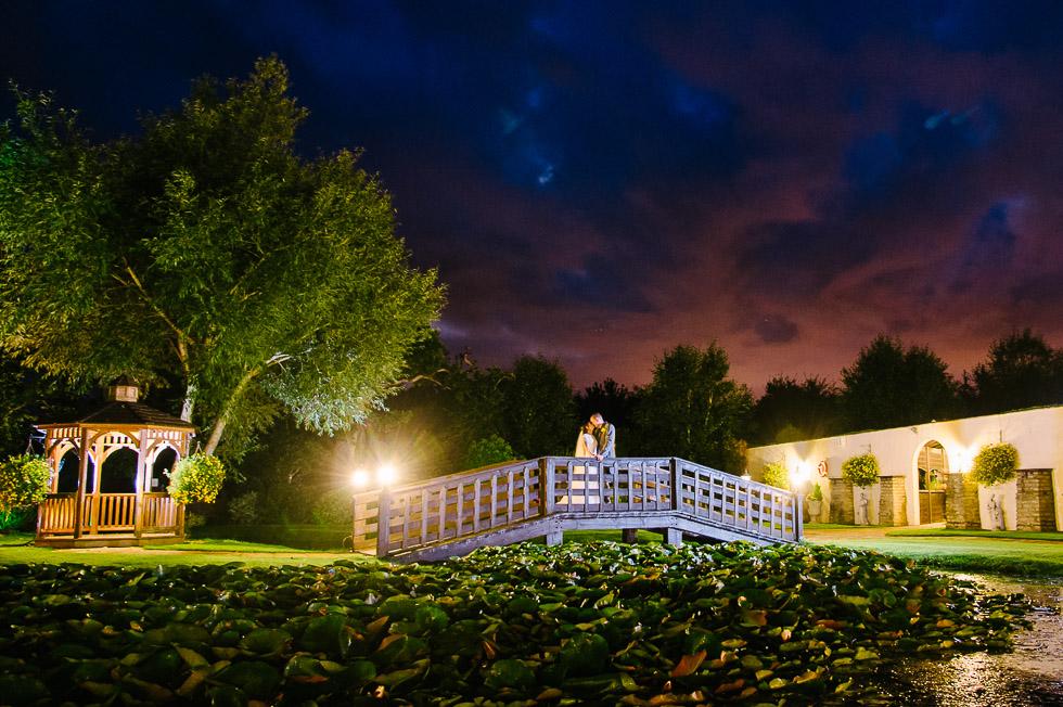 rookery-manor-wedding-photographer-night-bridge