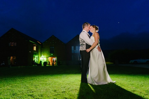 Jo and Andy got married at the beautiful Victorian Barn