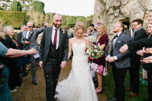jed and caras dorset dream team wedding