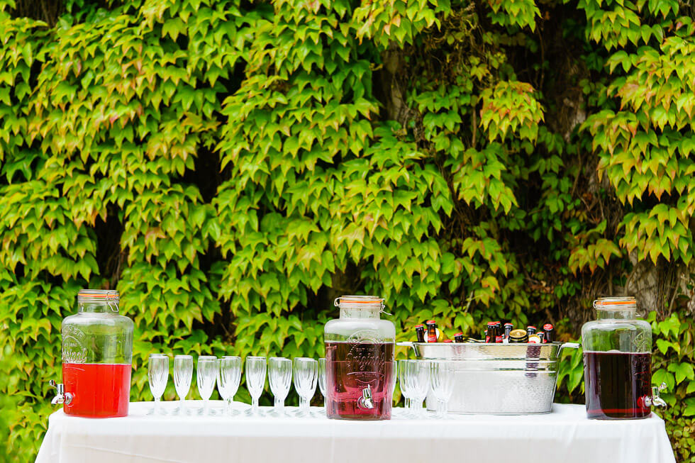 Knighton House Catering by Claret Catering