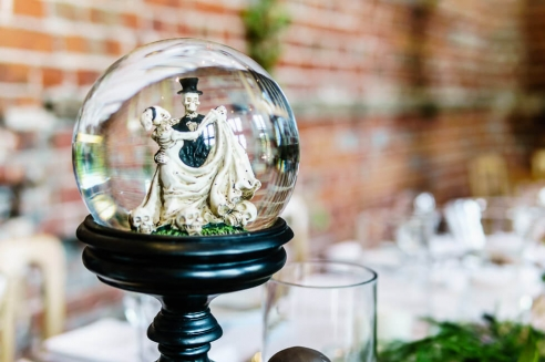 highcliffe castle - fun vegan wedding in dorset