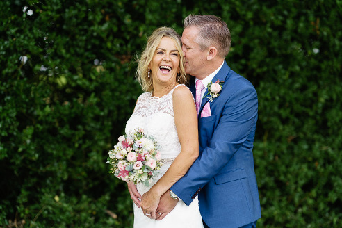 New Forest Burley Manor Wedding